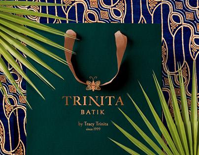 Trinita Batik - Branding