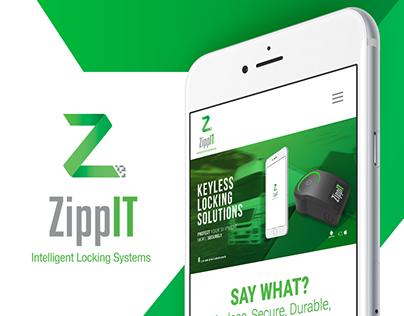 ZippIT Intelligent Locking Systems | Website