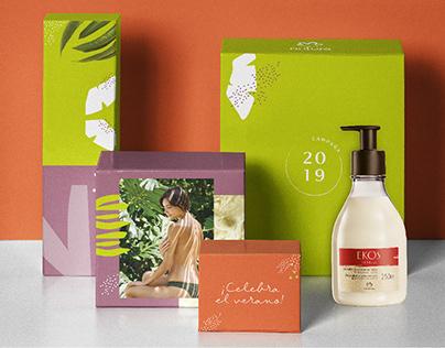 Natura Cosmeticos Verano 2019
