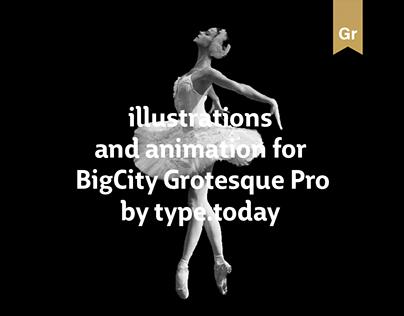 BigCity Grotesque Pro