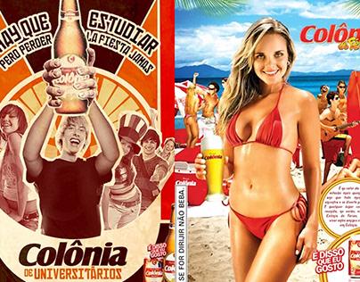 Anúncios de Cerveja old