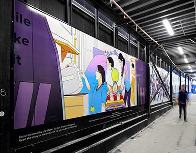 Metro Tunnel Creative Program