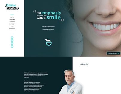 DENTAL EMPHASIS Website
