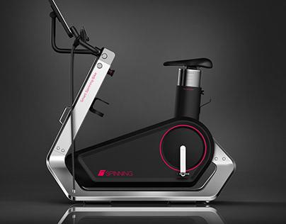 Smart Spinning Bike