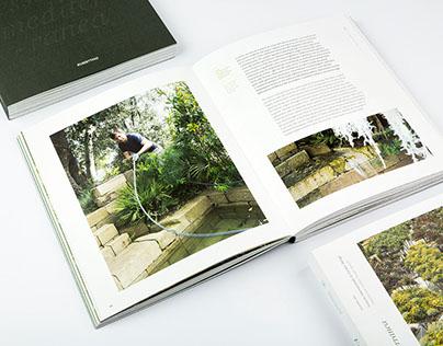 The horticultural book of Radicepura Garden Festival
