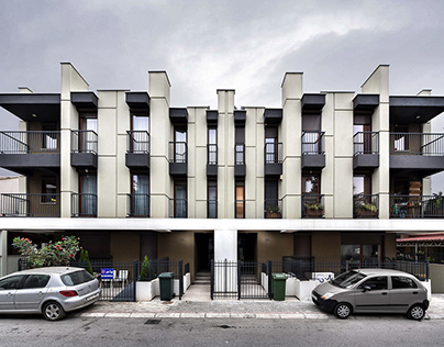 Residential Building Stogovo 14