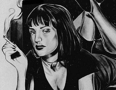 Mia - Pulp Fiction