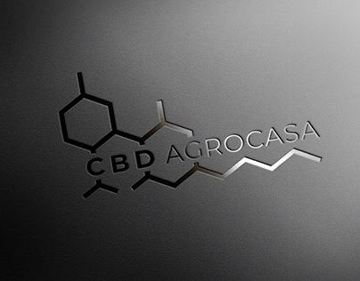 CBD Agrocasa Logo Concepts