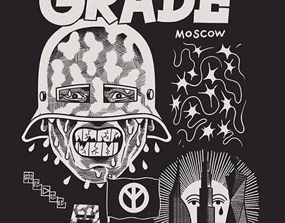 Grade magazine