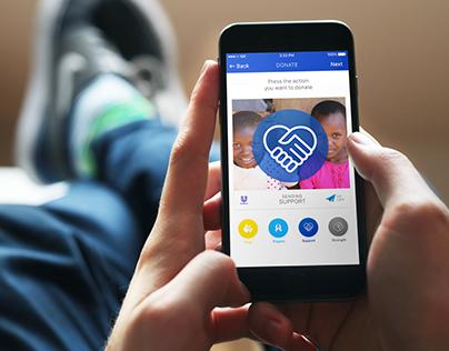 WeCare Donations App