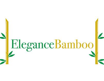 Logo & Visual Brand Identity for Elegance Bamboo