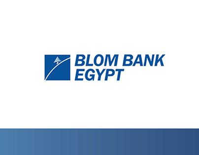 Blom Bank - Social Media