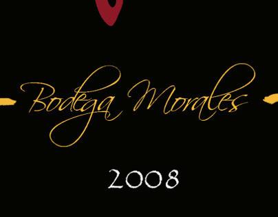 Etiquetas para botellas de vino