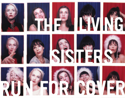 The Living Sisters RUN FOR COVER