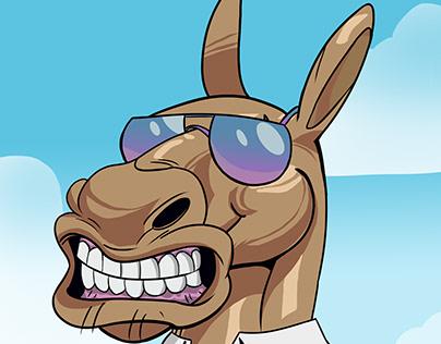 A donkey | NFT