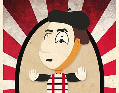 BILLA - Circus Characters