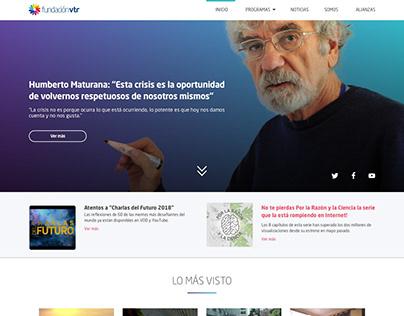 Fundación VTR (2018-2019)
