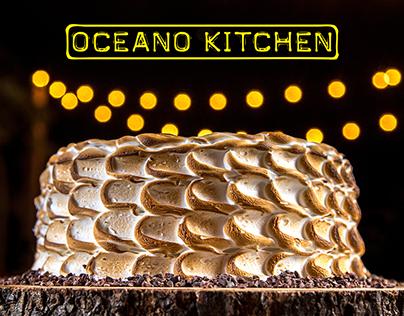 Oceano Kitchen : Branding