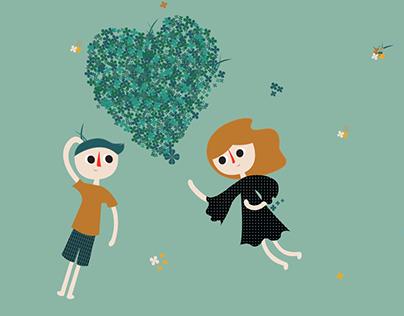 Loop de Loop - Love under the clovers FORTUNE