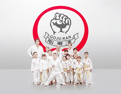 Karate Goju-kan - Digital Marketing