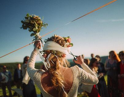 Elfmark Williams wedding