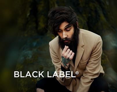 Black Label | eCommerce Website