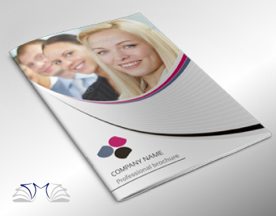 Corporate Brochure 16 Pages A4