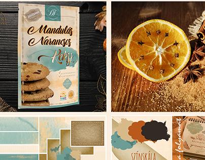 sweet work - packaging design