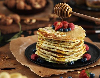 Pancakes Revisited [Full CGI]