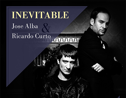 """INEVITABLE"" CD cover"