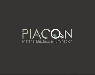 PIACON ISOLOGO