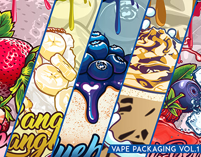VAPE PACKAGING vol.01