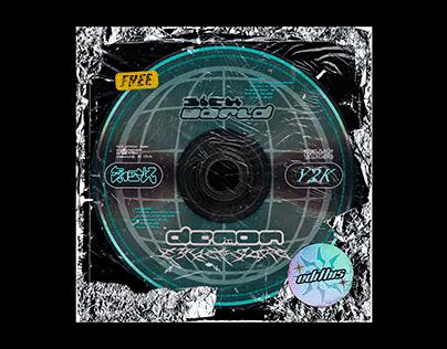FREE cd mock up 2K21
