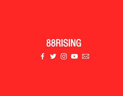 88RISING - Rich Chigga