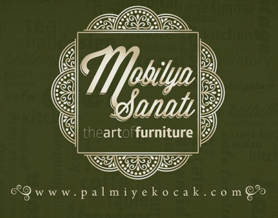 Palmiye Kocak Furniture Corporate Identity