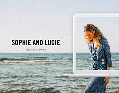 SOPHIE AND LUCIE ECOMMERCE