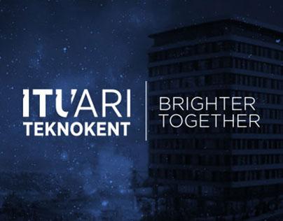ITU ARI Teknokent - Branding, Web Design & more...