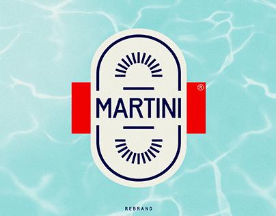 Martini® Rebrand