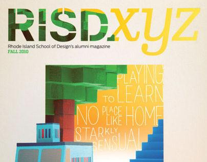 XYZ Magazine Fall 2010