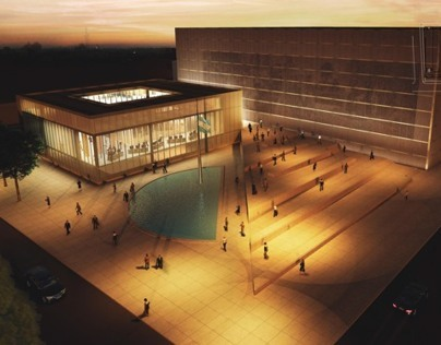 New building for the National General Archives