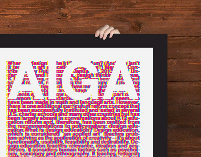 AIGA Poster Design