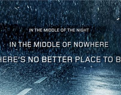 Land Rover   Winter Campaign