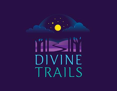 Divine Trails Logo Design