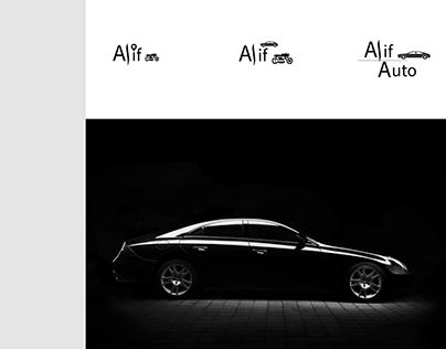 Logos for Alif