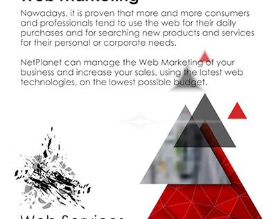 Web Marketing White