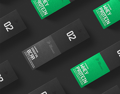 True Performance Nutrition Brand Identity