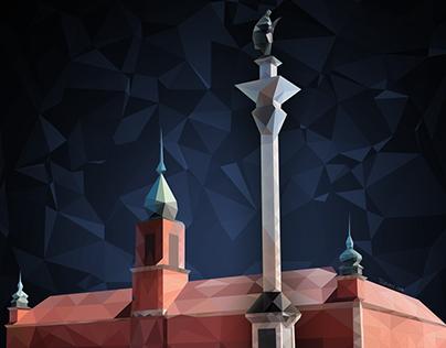 Pomniki Warszawy - Kolumna Zygmunta.