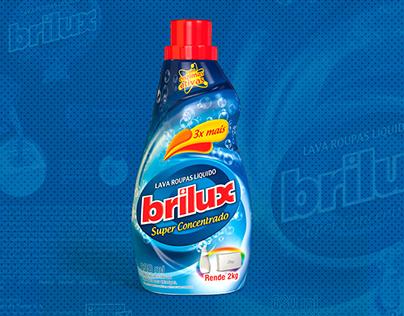 Lava Roupas Líquido Brilux