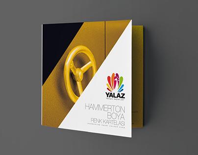 YALAZ BOYA - Hammerton Paint Colour Chart