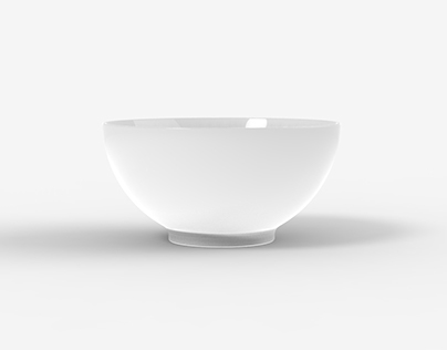 Rice bowl concept for Muji (2013)